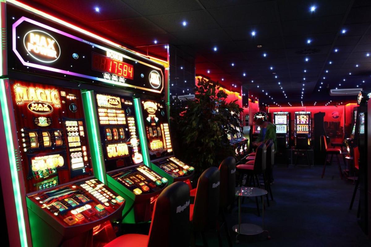 Игровые автоматы процент отдачи менять